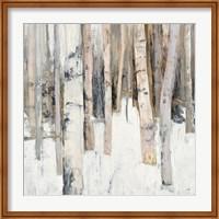 Warm Winter Light I Fine-Art Print