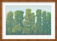 Forest Green I Fine-Art Print
