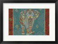 Elephant Caravan IB Fine-Art Print