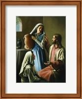 Mary And Martha Fine-Art Print