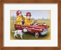 1959 Murray Fire Truck Fine-Art Print
