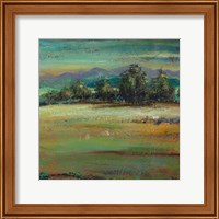 The Green Forest Square II Fine-Art Print