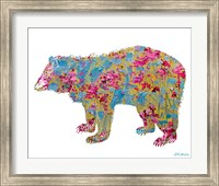 Colorful Bear Fine-Art Print