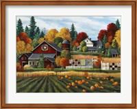 Autumn on the Farm Fine-Art Print