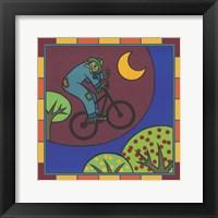 Stitch The Scarecrow Bike 3 Fine-Art Print
