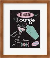 Cocktail Lounge Fine-Art Print
