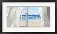 Window by the Sea (detail) Fine-Art Print
