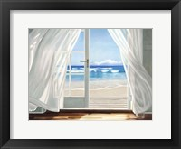 Window by the Sea Fine-Art Print
