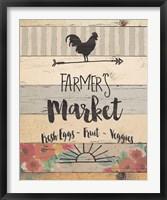 Farmer's Market Fine-Art Print