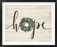 Hope Wreath Fine-Art Print