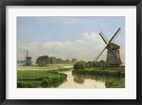 The Two Mills Fine-Art Print