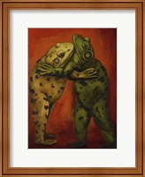 Frogdancers Fine-Art Print