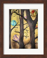 Marble Forest 1 Fine-Art Print