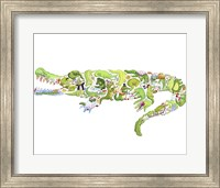 Crocodile Fine-Art Print