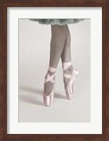 Dancing En Pointe Color Fine-Art Print