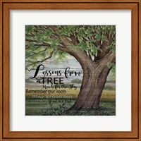 Lessons From A Tree Fine-Art Print