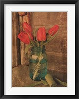 Country Tulips Fine-Art Print