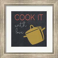 Cook It With Love Fine-Art Print