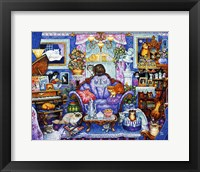 Blue Room Fine-Art Print
