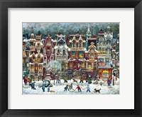 Montreal Winter Fine-Art Print