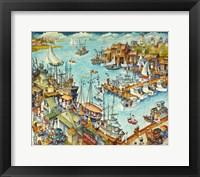 Marina / Cape May Fine-Art Print
