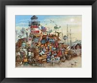Lighthouse Antiques Fine-Art Print