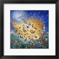 The Creation Of Cats Fine-Art Print
