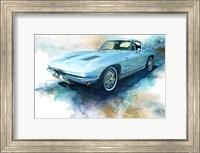 '63 Corvette Fine-Art Print