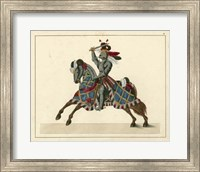 Knights in Armour II Fine-Art Print