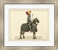 Knights in Armour III Fine-Art Print