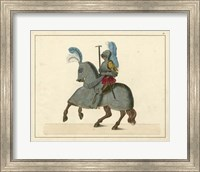 Knights in Armour IV Fine-Art Print