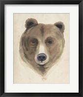 Watercolor Animal Study VI Fine-Art Print