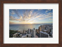 Waikiki Strip Fine-Art Print