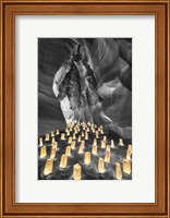 Candle Canyon BW - Pop Fine-Art Print