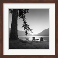 Crescent Lake 1 Fine-Art Print