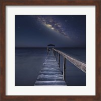 Milky Way in Florida Fine-Art Print
