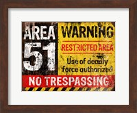 Area 51 Horiz Fine-Art Print