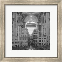 A Hole in the Wall Fine-Art Print