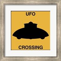 UFO Crossing Fine-Art Print