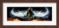 Fireman 11 Fine-Art Print