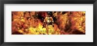 Fireman's Noble Call Fine-Art Print