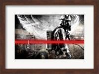Send Me Firefighter 1 Fine-Art Print
