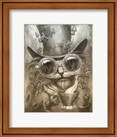 Steampunk Cat Fine-Art Print