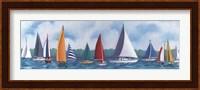 Regatta Sailboats Fine-Art Print