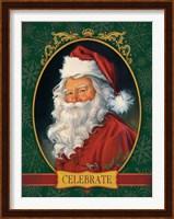 Santa Celebrate Fine-Art Print