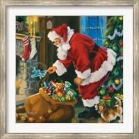 Santa's Magic Fine-Art Print