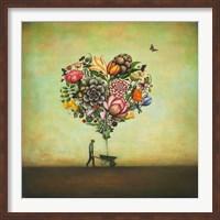 Big Heart Botany Fine-Art Print