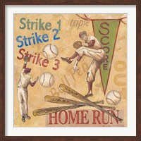Home Run! Fine-Art Print