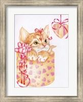Kitten Heart Fine-Art Print