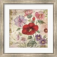 French Garden Fine-Art Print